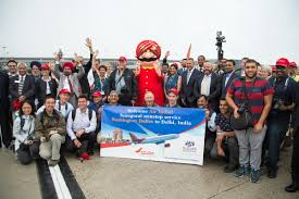 Washington Iad Airport Map by Air India Celebrates Inaugural Flight From Dulles International To