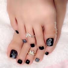 Toe And Nail Designs Fall Autumn Toe Nail Designs Ideas Trends Stickers