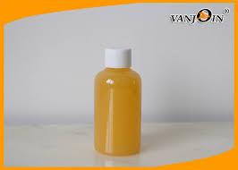 Plastic Bottles And Liquid Storage - round 80ml pet fruit juice bottles for beverage plastic juice