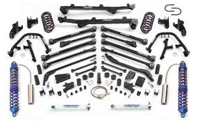 1993 jeep wrangler lift kit fabtech jeep wrangler tj rubicon 6 arm lift kit w dirt