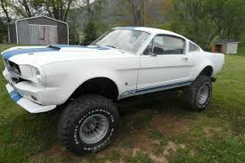 mustangs for sale on ebay ebay find 1966 4wd ford brocostang