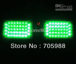 2017 green led emergency lights vehicle car truck led strobe