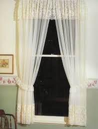 curtains for narrow windows skinny curtains lace valance