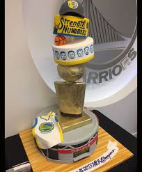 bay area bakery creates detailed cake for nba champion golden