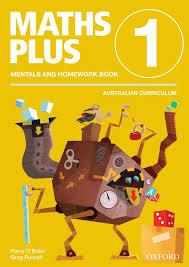 maths plus australian curriculum edition mentals u0026 homework book