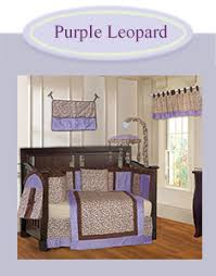 Leopard Crib Bedding Beddinghut Baby Crib Bedding Anywhere In Canada Or The Usa