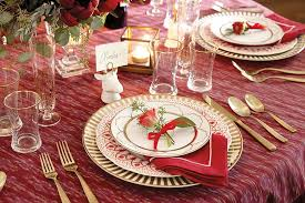 christmas table setting images the perfect christmas table setting how to decorate