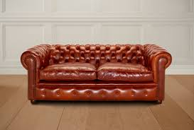 Classic Chesterfield Sofa by Classic Chesterfield English Chesterfields