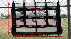 the bench coach dugout organizer helmet u0026 bat rack r12x