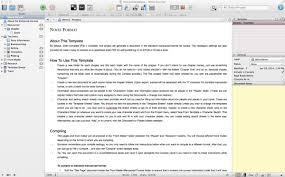 Scrivener Resume Template Scrivener The Hero U0027s Journey
