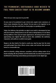 amazon book code black friday known the handbook for building and unleashing your personal