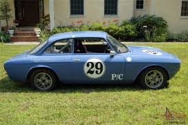 alfa romeo classic gtv alfa romeo gtv vintage race car lemans blue full cage scca vrg hrg