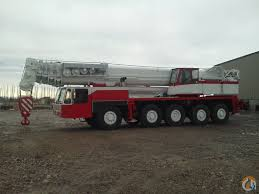 demag ac335 all terrain crane for sale on cranenetwork com