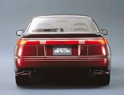 subaru svx 2017 subaru svx 1989 u2013 old concept cars