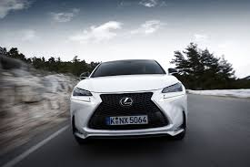 lexus hybrid sport lexus nx200t 2015 review by car magazine