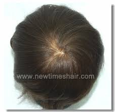 hair extensions for crown area hair replacement for men super thin skin supplier in china