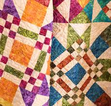6 brilliant batik quilt kits to sew