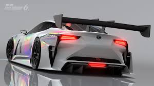 the view for lexus lf lc lexus lf lc gt vision gran turismo unveiled forcegt com