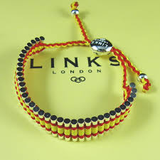 red links bracelet images Links of london friendship bracelet red and yellow links340320 jpg