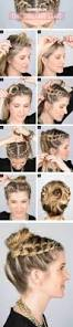 Very Easy Hairstyles For Short Hair by Best 25 Softball Hair Ideas Only On Pinterest Soccer Hairstyles