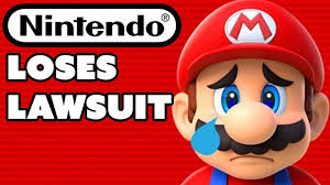 Lawsuit Nintendo Loses Lawsuit The Know Game News Youtube