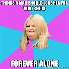 Lonely Girl Meme - fat girl meme collection 1 mesmerizing universe trend