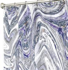 Shower Curtains Unique Unique Shower Curtains In Beautiful Fabrics