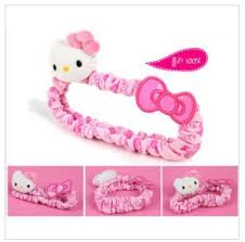 1pc kitty pink auto car rearview mirror cover hellokitty car
