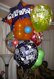 30th birthday balloon bouquets balloons on the run party decorations r us balloon bouquets
