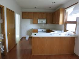 kitchen walnut kitchen cabinets prefab cabinets kitchen design