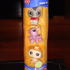 halloween lps littlest pet shop halloween tube 430 431 432 spider sugar glider