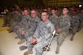 Army Thanksgiving Leave Wisconsin Guard Military Police Unit Begins Deployment Training