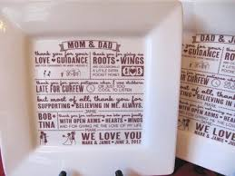 wedding gift for parents parents wedding gift from and groom help weddings
