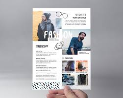 free flyer designs free fashion flyer template for photoshop u0026 illustrator brandpacks