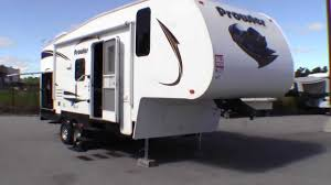 2013 heartland prowler 21srb fifth wheel with outside kitchen