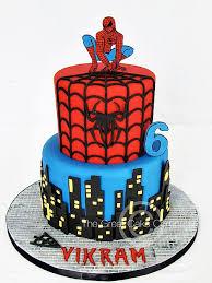 brilliant ideas spiderman birthday cakes superb best 25 spider man