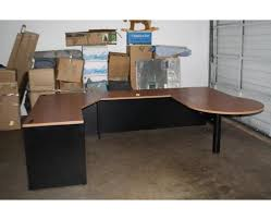 U Shape Desks Facility Services Laminate L Shaped And U Shaped Desks