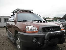 2003 hyundai santa fe pictures 2 0l diesel automatic for sale