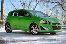 Chevrolet Sonic Interior 2015 Chevrolet Sonic Rs 5 Door Review Web2carz