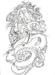 19 best creative drawings images on pinterest aquatic tattoo