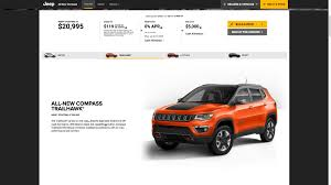 jeep compass trailhawk 2017 black 2017 jeep compass priced from 20 995 in the united states