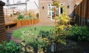 Low Maintenance Backyard Ideas Garden Design Garden Fence Ideas No Maintenance Garden Front