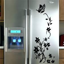sticker pour cuisine refrigerator decoration sticker stickers pour cuisine ration