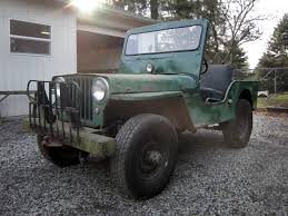 kaiser willys jeep 2 500 cj 1951 willys cj 3a