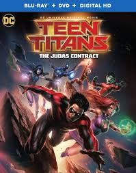 teen titans the judas contract blu ray enhanced widescreen for