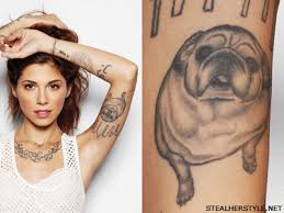 inner arm tattoos female christina perri u0027s tattoos u0026 meanings steal her style