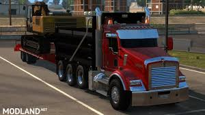 kenworth 2016 kenworth t800 2016 custom mod for american truck simulator ats