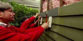 how to fix wood paneling how to replace damaged wood lap siding today u0027s homeowner