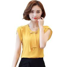 womens blouses for work 2018 wholesale 2017 shirt for work and casual blouses o neck