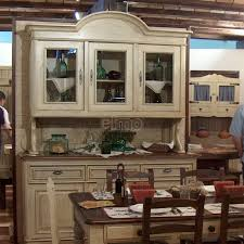 buffet cuisine bois cuisine aménagée rustique complète chêne massif cevenol